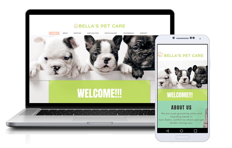 Bella's Pet Care