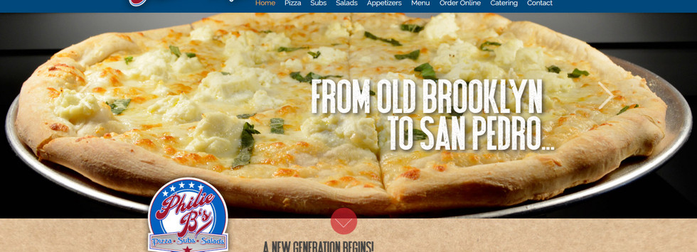 Philli B's Pizza