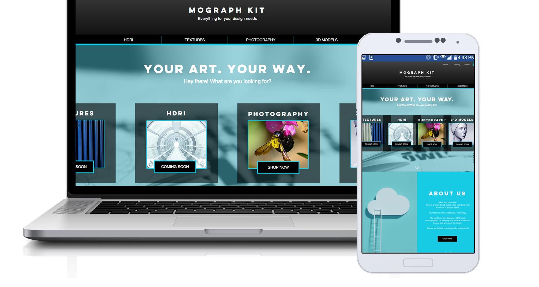 Mograph Kit