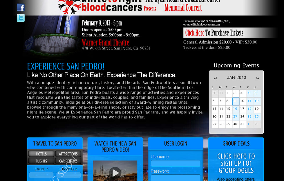 Unite to Fight Blood Cancers