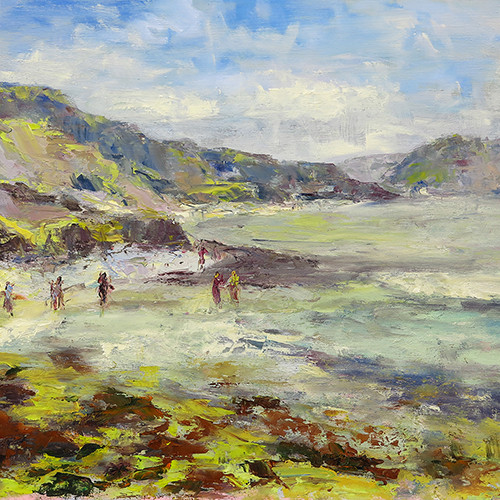 DIPPING OUR TOES PHILIPPA HEADLEY WIX FU