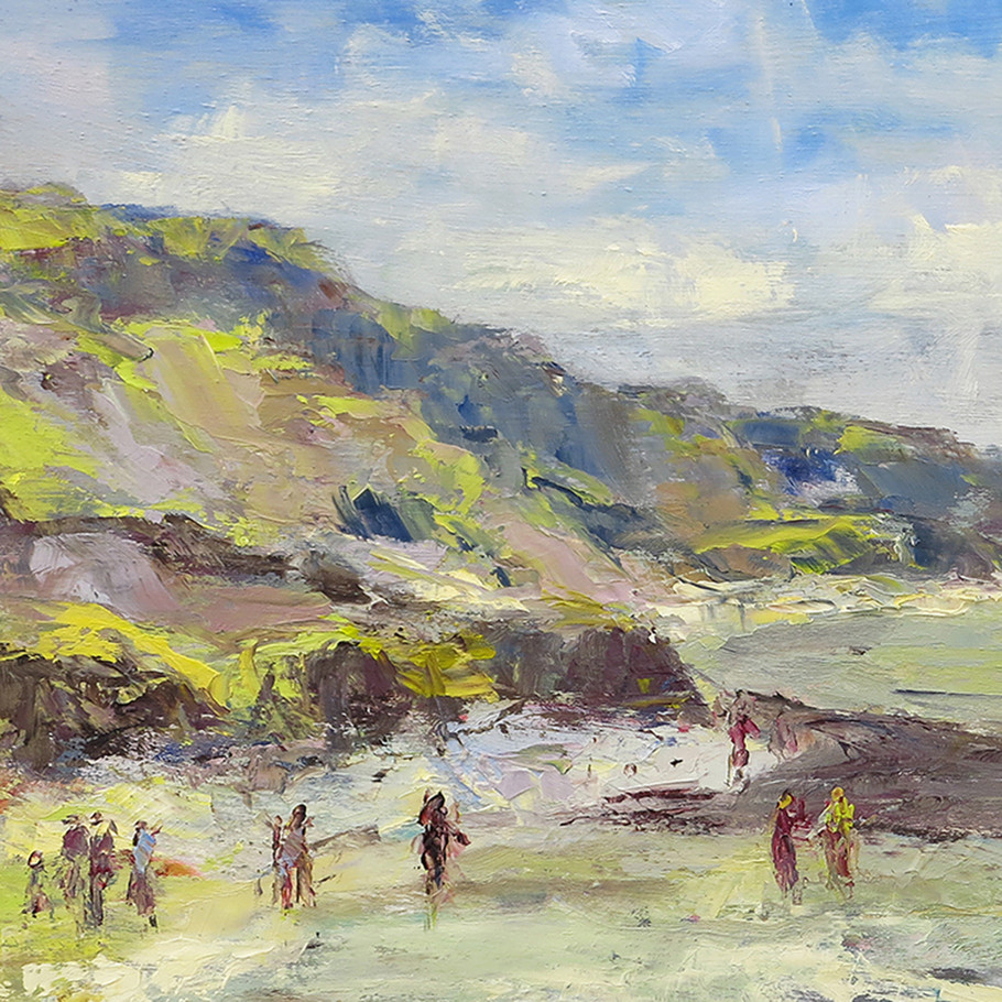 DIPPING OUR TOES PHILIPPA HEADLEY WIX DE