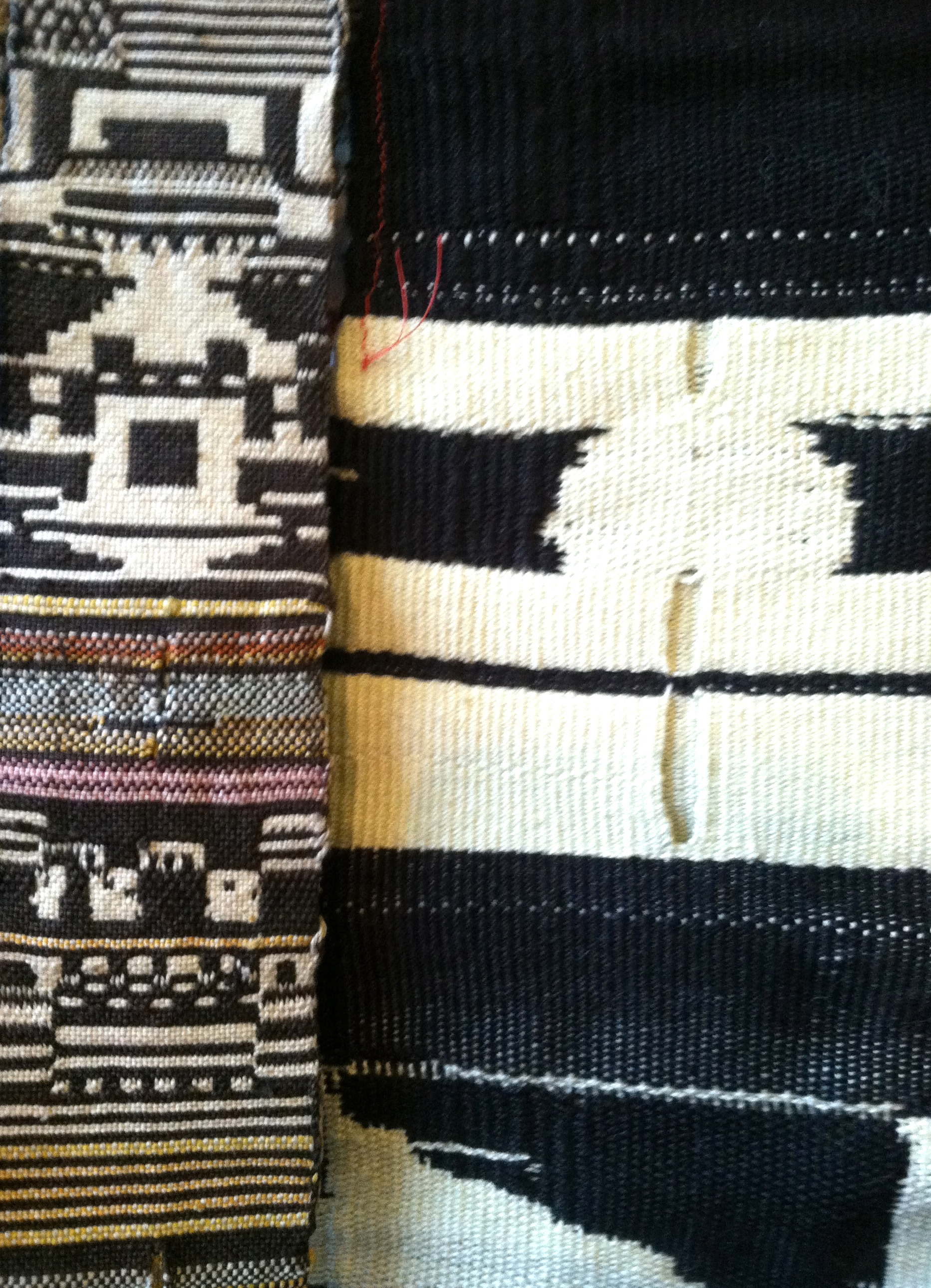 Woven Double Cloth Textiles