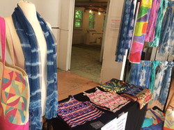 Hand Dyed,Painted & Printed Textiles