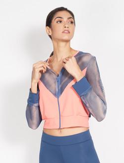 Hand Dyed Fabric & Original Jacket Design