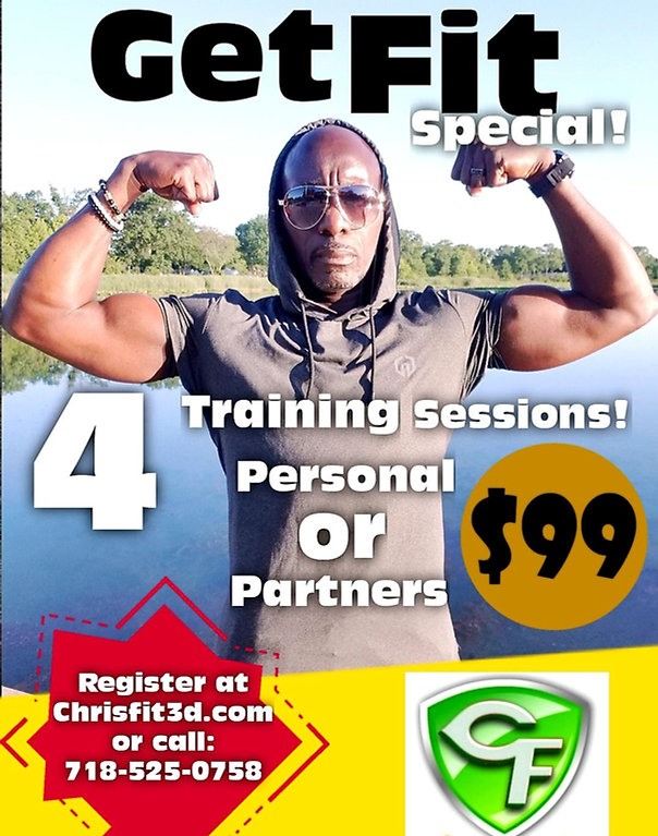 ChrisFit Get Fit AD Special June 2021 fo