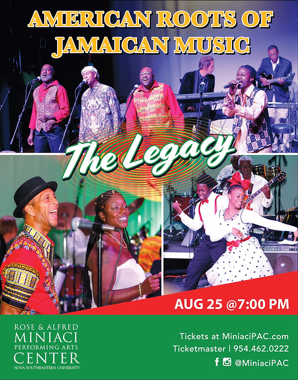 American Roots of Jamaican Music - Windo