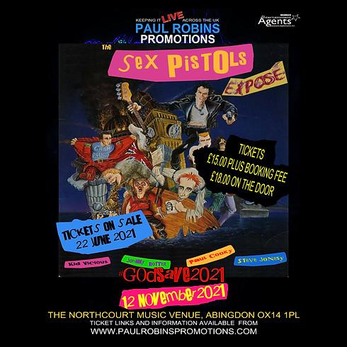 The Sex Pistols Exposé: #GodSave2021