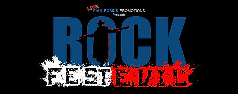 Paul Robins Promotions presents Rock FestEvil® an event scheduled for 2022.