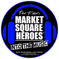 Paul Robins's Market Square Heroes. The 2 time nominated media for Paul Robins Promotions.