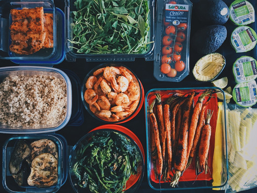 Easy Meal Prep: 6 Healthy Recipes In Under 2 Hours