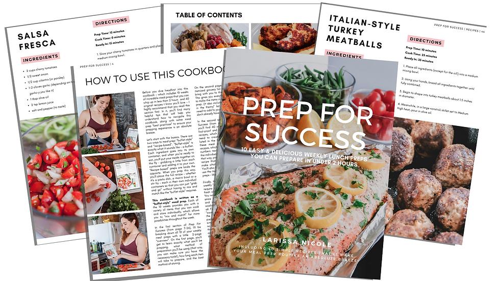 Prep For Success (Digital Version)