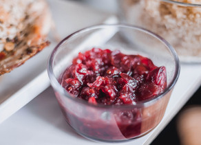 Easy Homemade Cranberry Sauce
