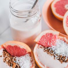 Grapefruit Protein Smoothie