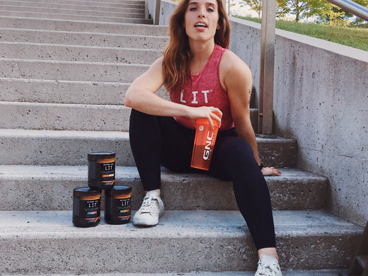 Let's Get LIT With GNC Canada!