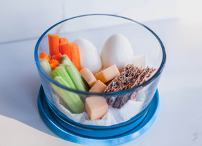 Easy Protein Snack Box