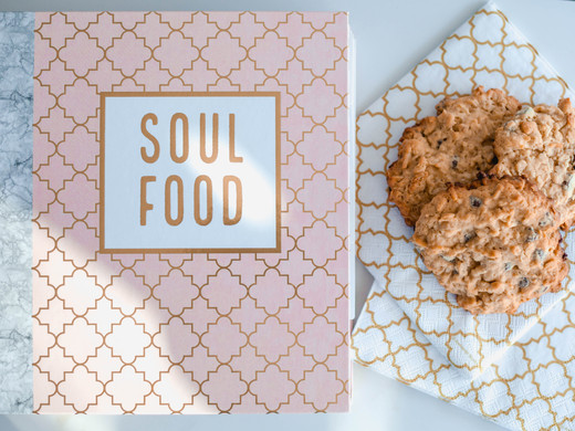 Chocolate Chip & Coconut Oatmeal Cookies