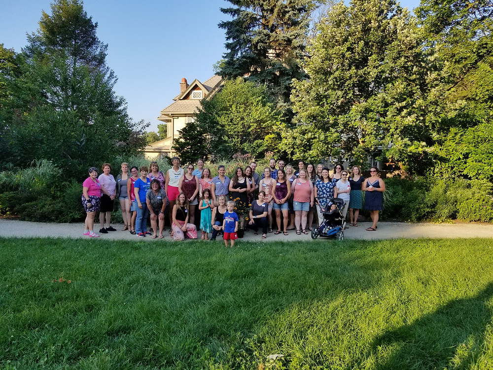 Attendees of our Summer Celebration '18