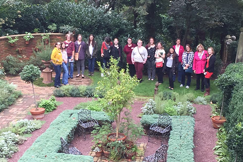 Women in Hort at Meadowbrook
