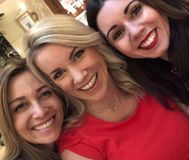 Caroline, Chayse, Jenni