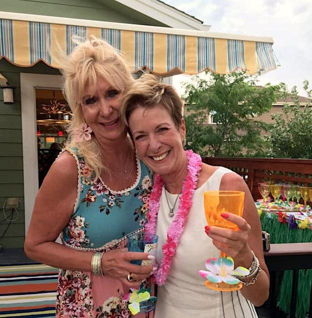 Ann and Paula