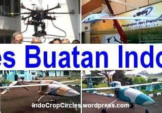 Drone & Pesawat Terbang Tanpa Awak (UAV) Buatan Indonesia