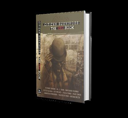 Citizen Survivors: The Red Book Cover bo