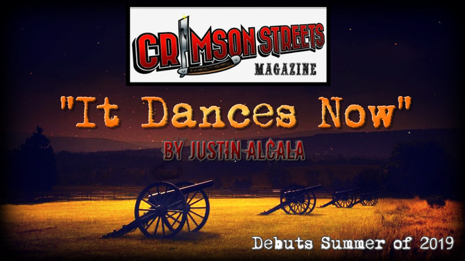 "Crimson Street Magazine Contracts Short Horror Story ""It Dances Now"" By Justin Alcala"
