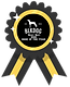 BLK DOG SECOND BEST AWARD CLEAR.png