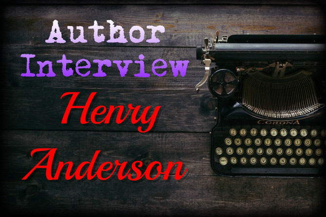 Author Interview: Henry Anderson