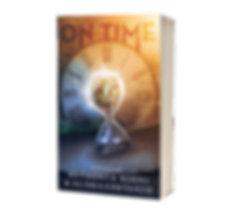 On Time Transmundane press Full Book Cov