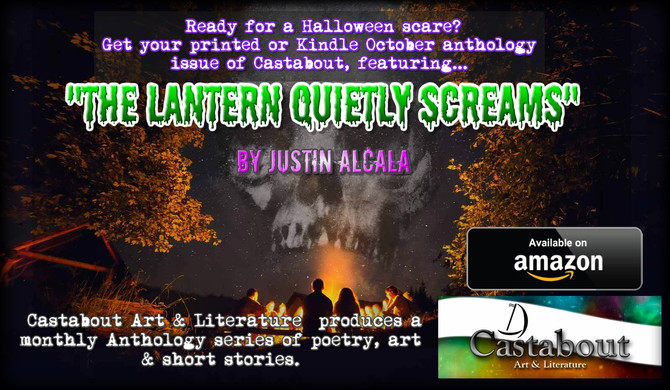 "Short Story"" The Lantern Quietly Screams"" Published by Castabout Lit"