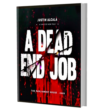 A Dead End Job Book Cover RED.png