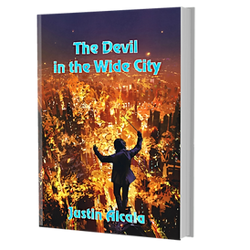 The Devil in the Wide City Better Cover.