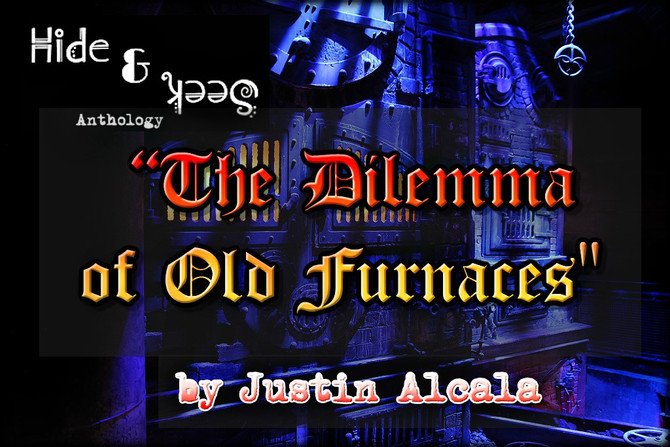 """The Dilemma of Old Furnaces"" Part of the University of British Columbia Archives"