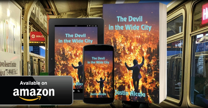 "Sunday, July 28th: Get Your First Copy of ""The Devil in the Wide City"""