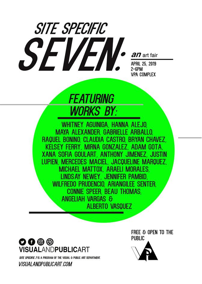 Site Specific Seven