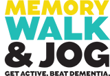 Memory walk and jog - Dementia Australia