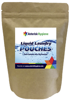 Liquid Laundry Pouches - 48 Pack