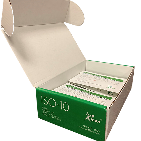 Iso-10 Hospital Grade Disinfectant