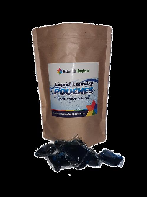 Liquid Laundry Pouches - 24 Pack