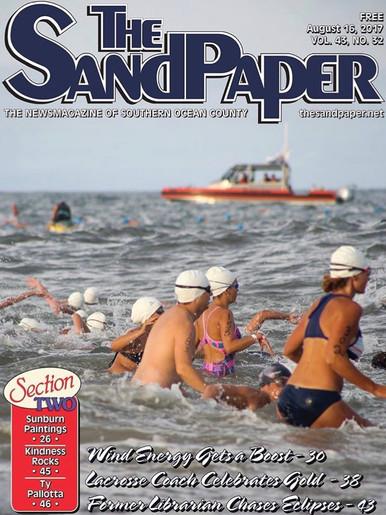 1 Mile Swim Race