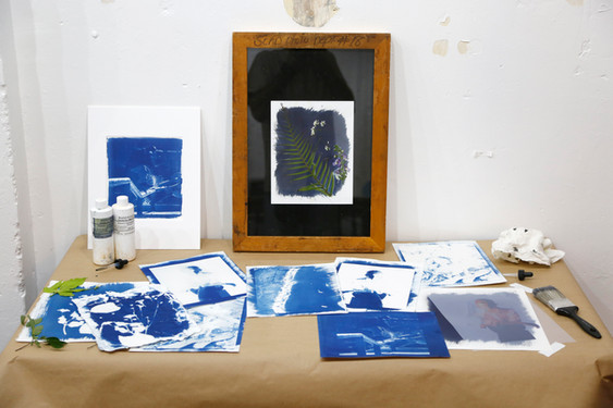 """Experimental Print Show """"Now Once More"""" (2019)"""
