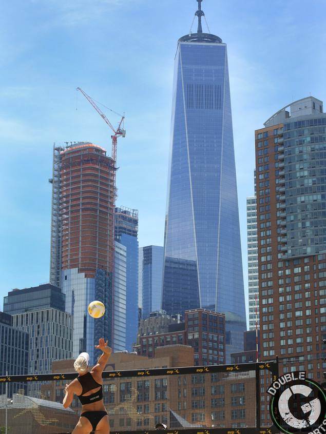 AVP Manhattan 2017