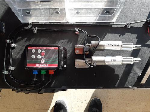 Remote Control PTO/Throttle System