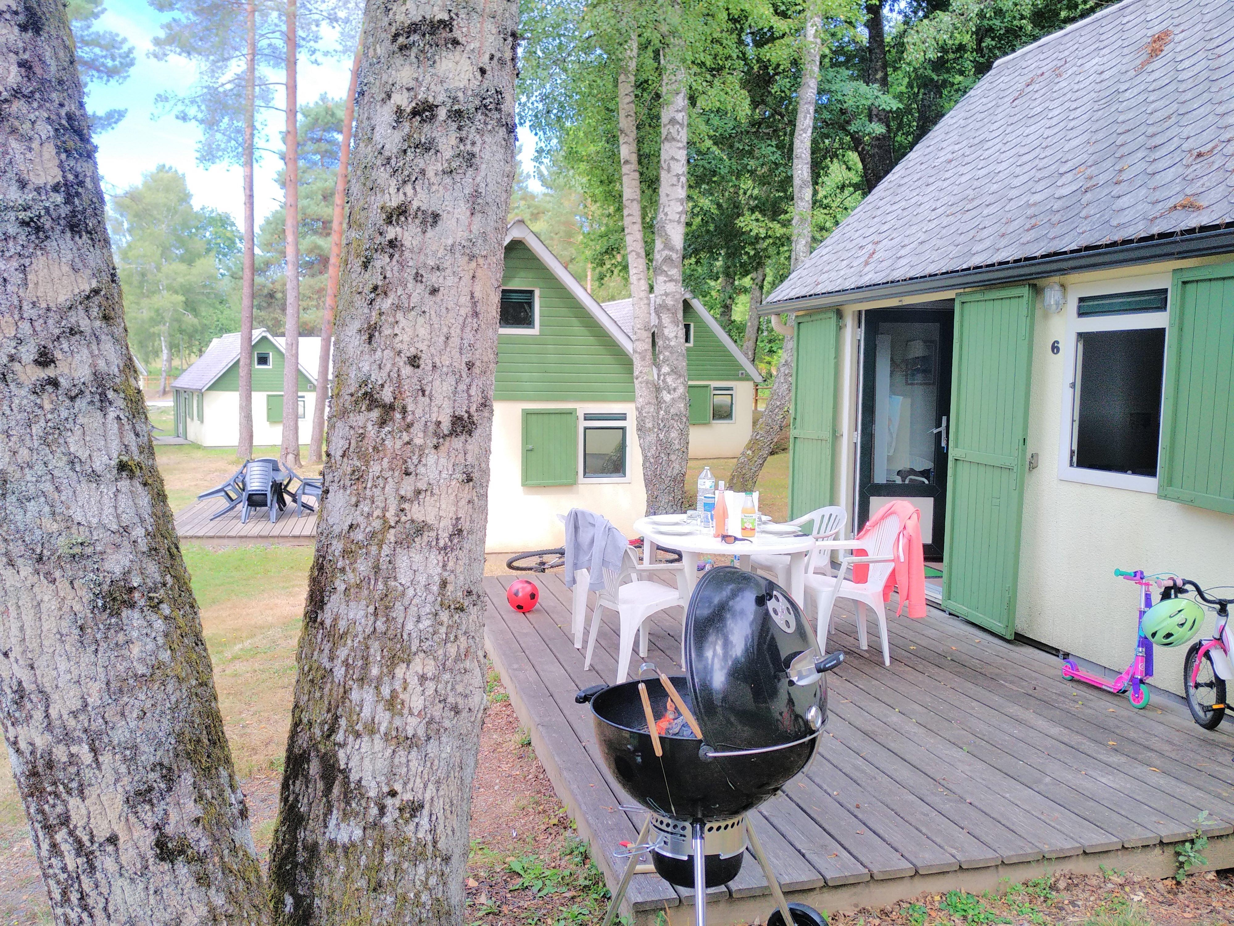 Barbecue Lac de Feyt