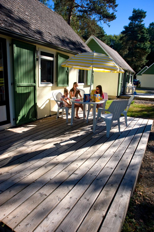Camping Lac de Feyt