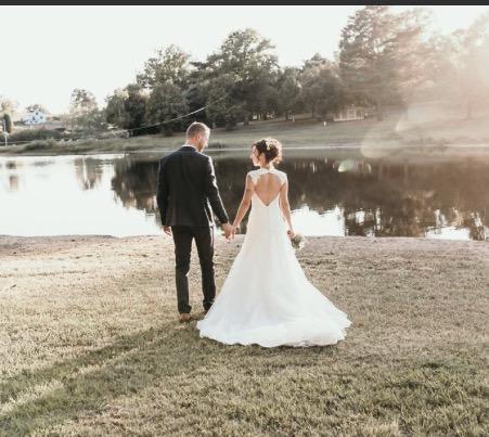 mariage Lac de Feyt