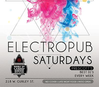 Prescott AZ Bar House Electronica Dance Music