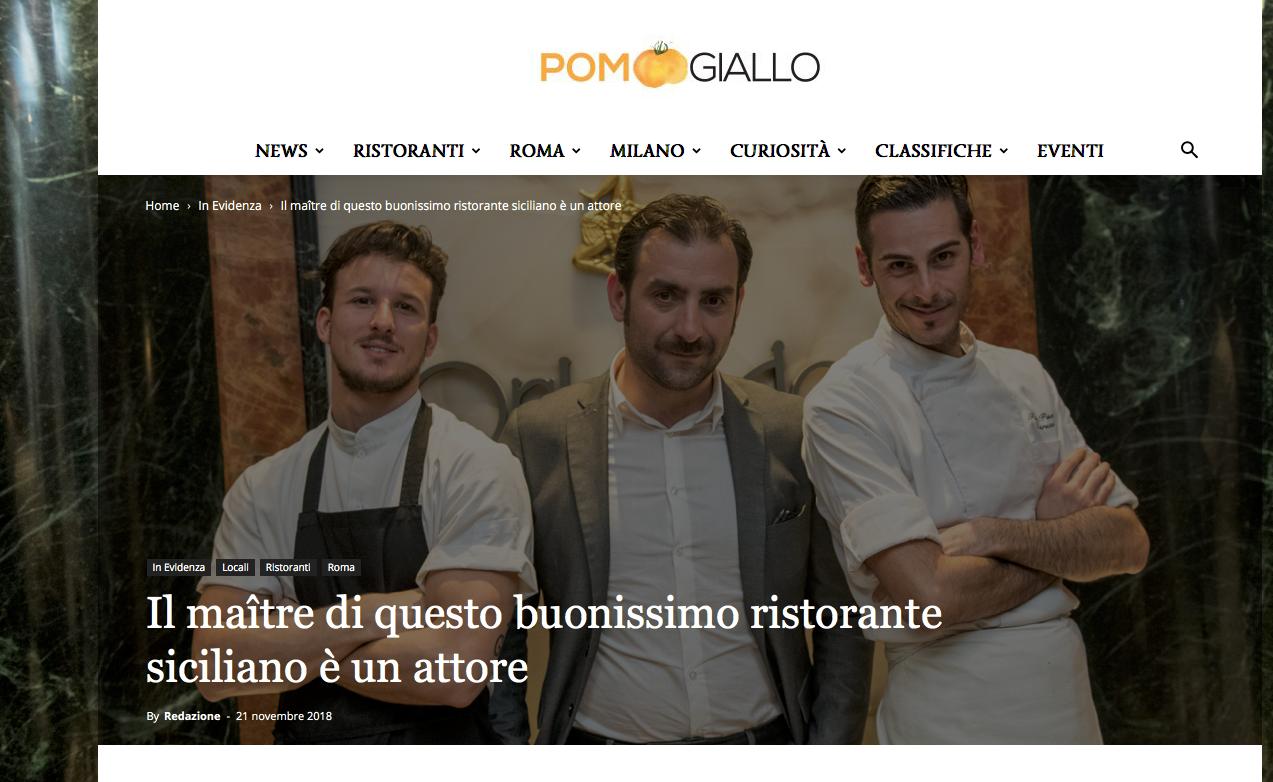 Recensione | pomogiallo.it